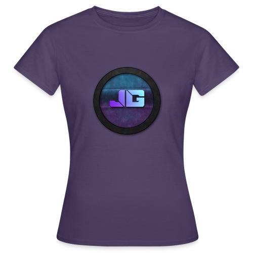 Vrouwen shirt met logo - Vrouwen T-shirt