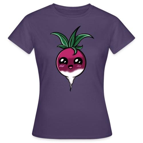 Kawaii Radish ! - T-shirt Femme