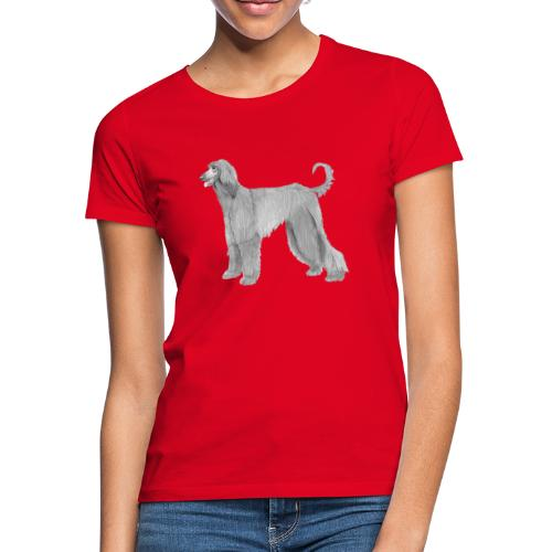 afghanskMynde - Dame-T-shirt