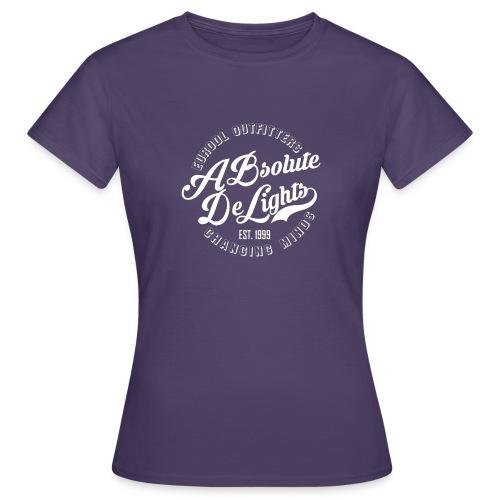 EuroDL Retro T-shirt - Vrouwen T-shirt