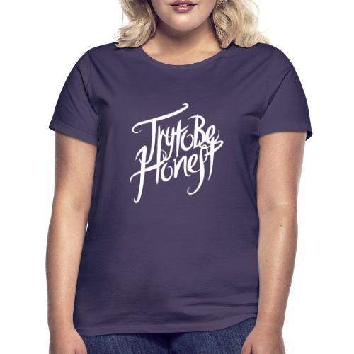 TtbH Logo Weiss - Frauen T-Shirt