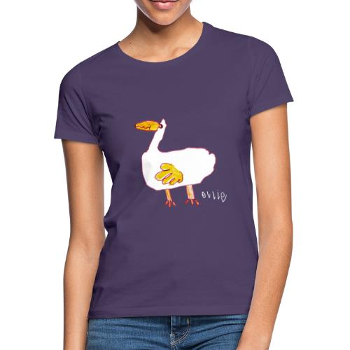 Ollie's Duck - Women's T-Shirt