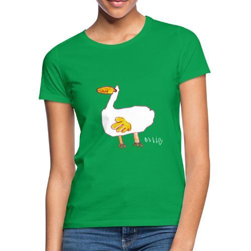 Ollie's Duck - Women's T-Shirt