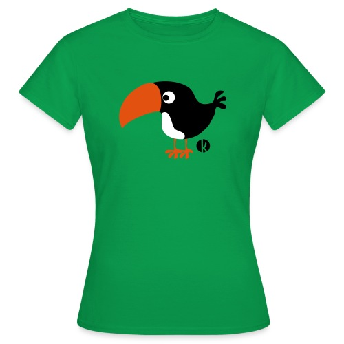 Tukan - Frauen T-Shirt