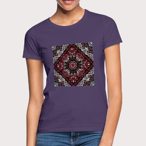 Blood Print - Frauen T-Shirt