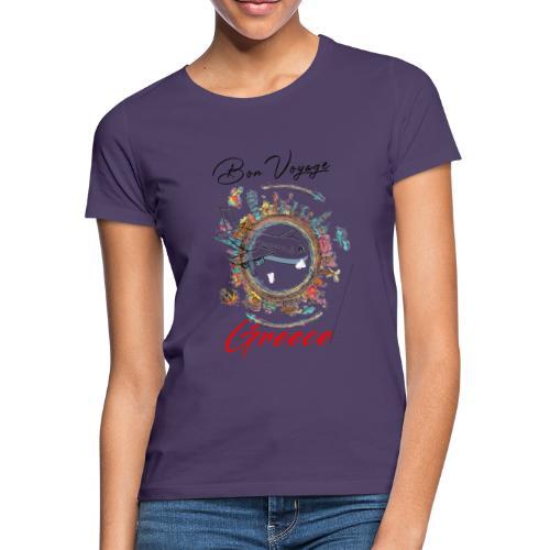 voyage Greece - Frauen T-Shirt