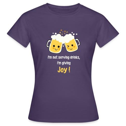 Giving Joy - Women's T-Shirt