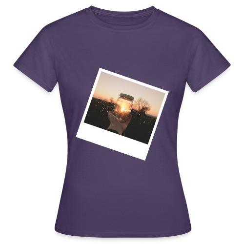 polaroid shirt - Maglietta da donna