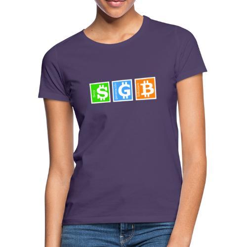 Generación Bitcoin - Camiseta mujer