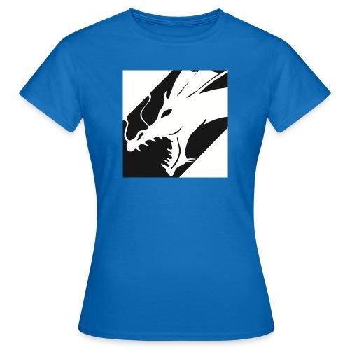 Dragon White Mok - Vrouwen T-shirt