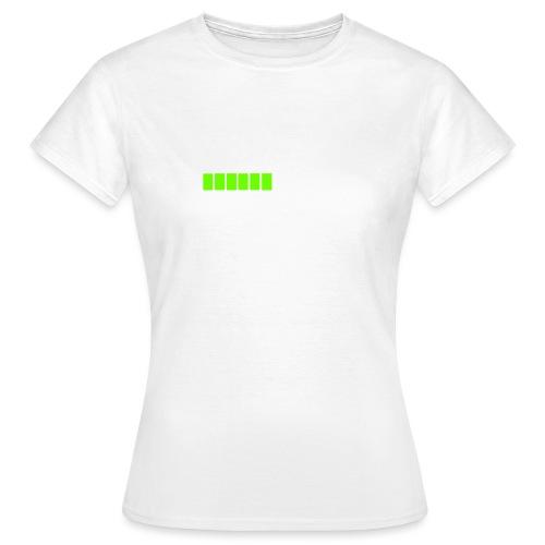 tendance réveil en cours veuillez patienter - T-shirt Femme