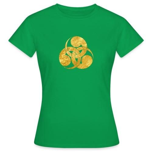 Tadpole Mon Japanese samurai clan - Women's T-Shirt