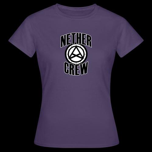 Nether Crew Classic T-shirt - Maglietta da donna
