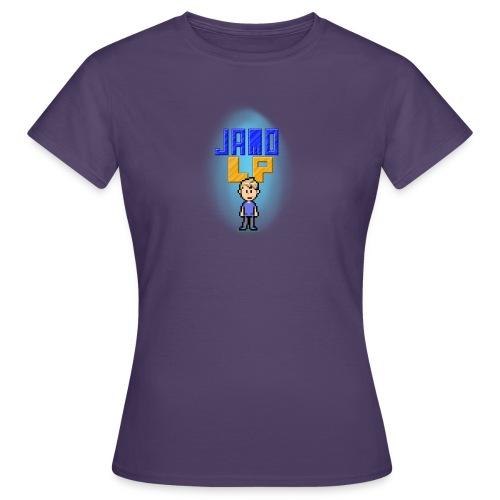 Pixel Jamo - Dame-T-shirt