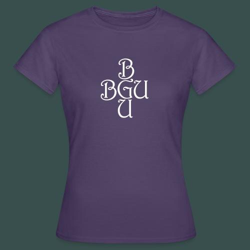 BGU - Frauen T-Shirt