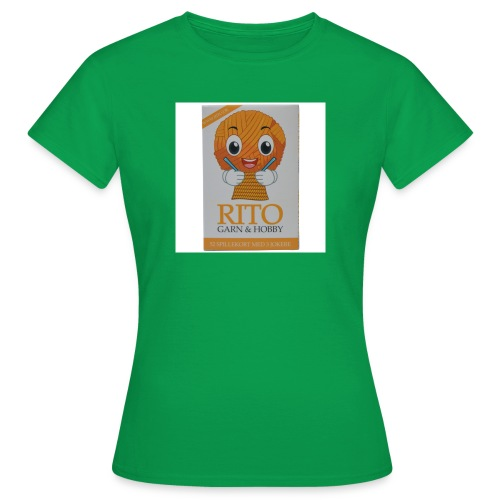 Rito Strik - Dame-T-shirt