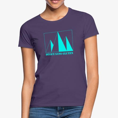 Snow Mountain ! Délice sans gluten - Women's T-Shirt