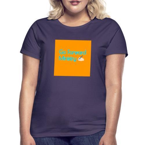 gå framåt ministeriet - T-shirt dam