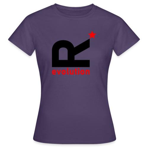R evolution - Frauen T-Shirt