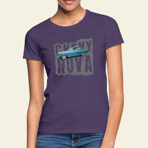 nova - Dame-T-shirt