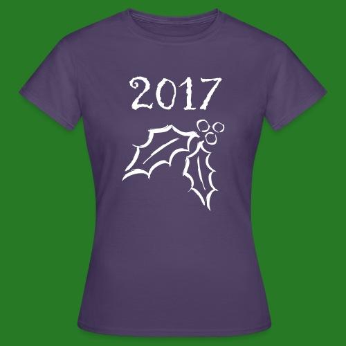 2017 - Women's T-Shirt
