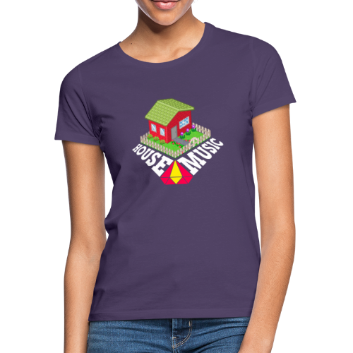 Housemusic - Frauen T-Shirt