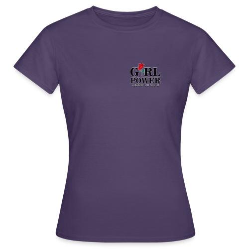 Girl power - Maglietta da donna