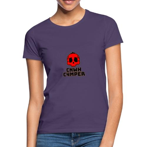 CnWh C4mper Merch - T-shirt dam