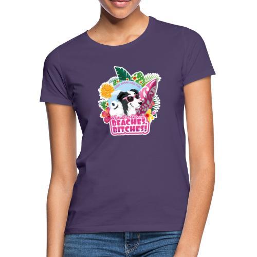 More Dog-Friendly Beaches - Women's T-Shirt