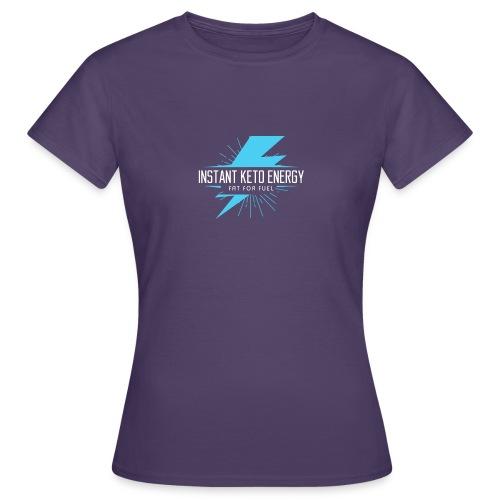 instantketoenergy - Frauen T-Shirt