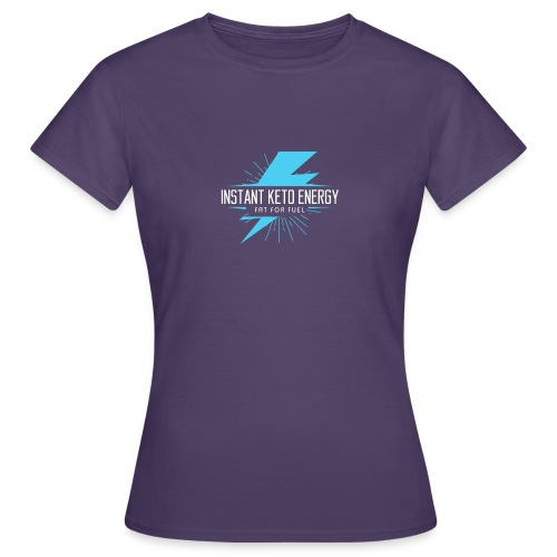 instantketoenergy - Frauen T-Shirt