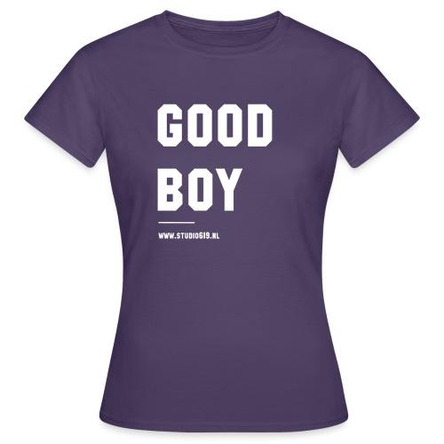 TANK TOP GOOD BOY - Vrouwen T-shirt