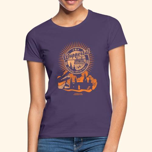 Wuppertal Genau mein Fall T Shirt Design - Frauen T-Shirt