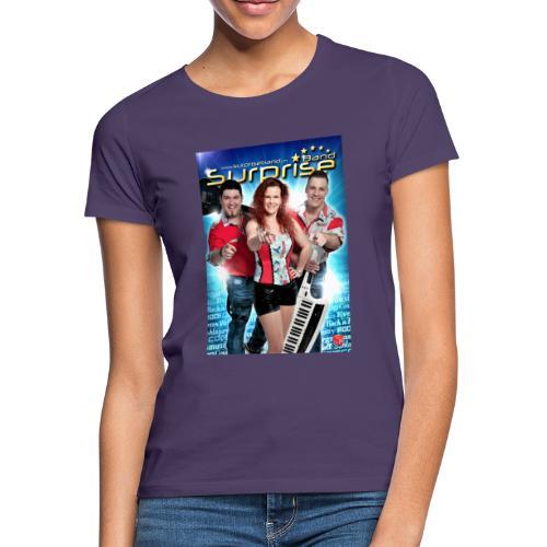 Autogramm Surprise Band - Frauen T-Shirt