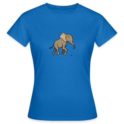 African Elephant - Frauen T-Shirt