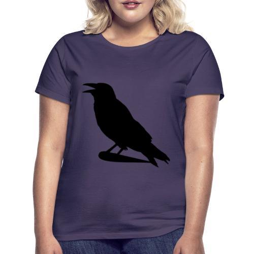Black Crow - Maglietta da donna