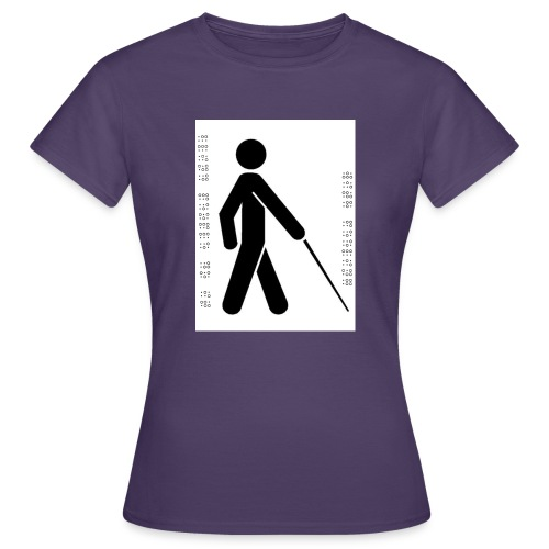 Blind T-Shirt - Women's T-Shirt
