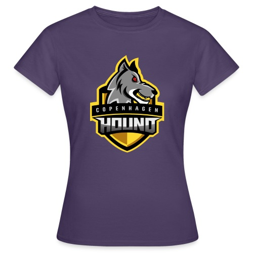 Copenhagen Hounds Merch - Dame-T-shirt