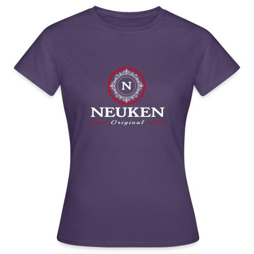 neuken original white - Vrouwen T-shirt