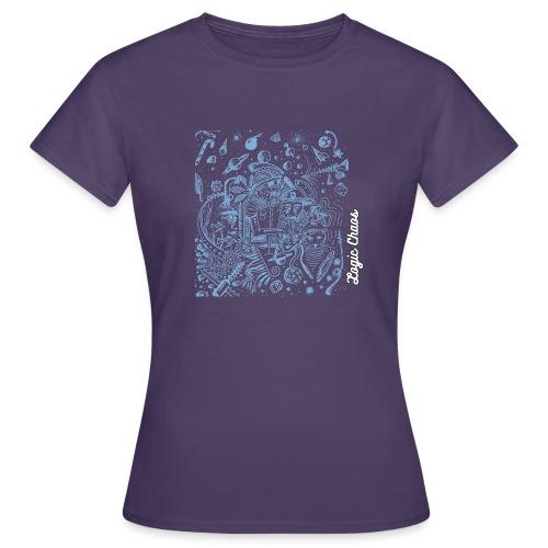 Logic Chaos - Frauen T-Shirt