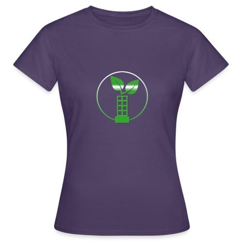 Green is live - T-shirt Femme