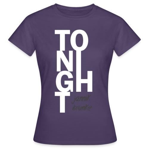 shirt weiß 01 - Frauen T-Shirt