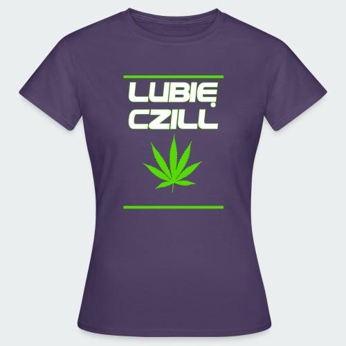 Męska Koszulka Premium Czill - Koszulka damska