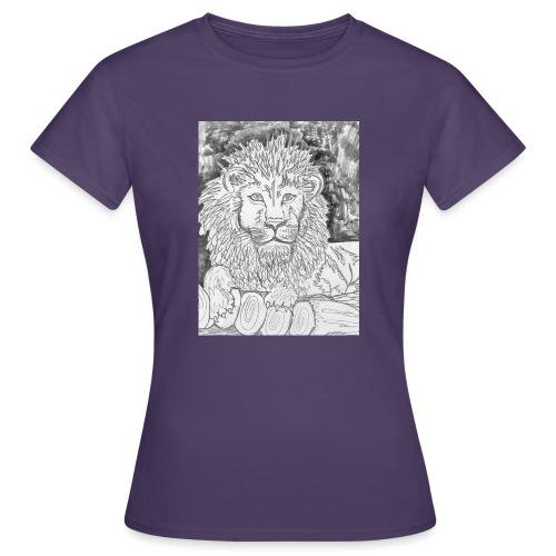 leone - Maglietta da donna