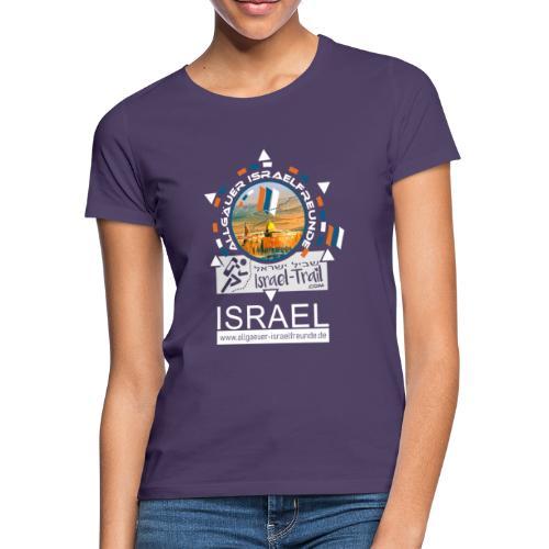 Allgäuer Israelfreunde Outdoor Israel-white - Frauen T-Shirt