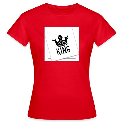 The Kings Throne Launch - Women's T-Shirt
