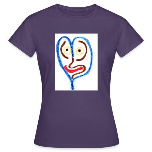 9D07BE6B 3867 438D 9426 A4DB97E4A160 - Dame-T-shirt