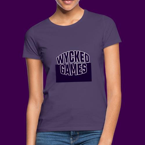 Wycked Games Logo - Women's T-Shirt