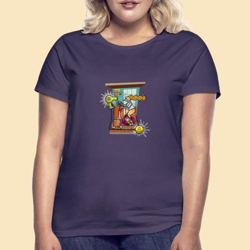 Studio Kraftwerk 011 - Frauen T-Shirt