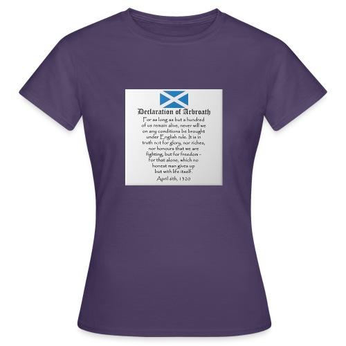 ARBROATH - Women's T-Shirt